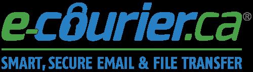 e-Courier Logo